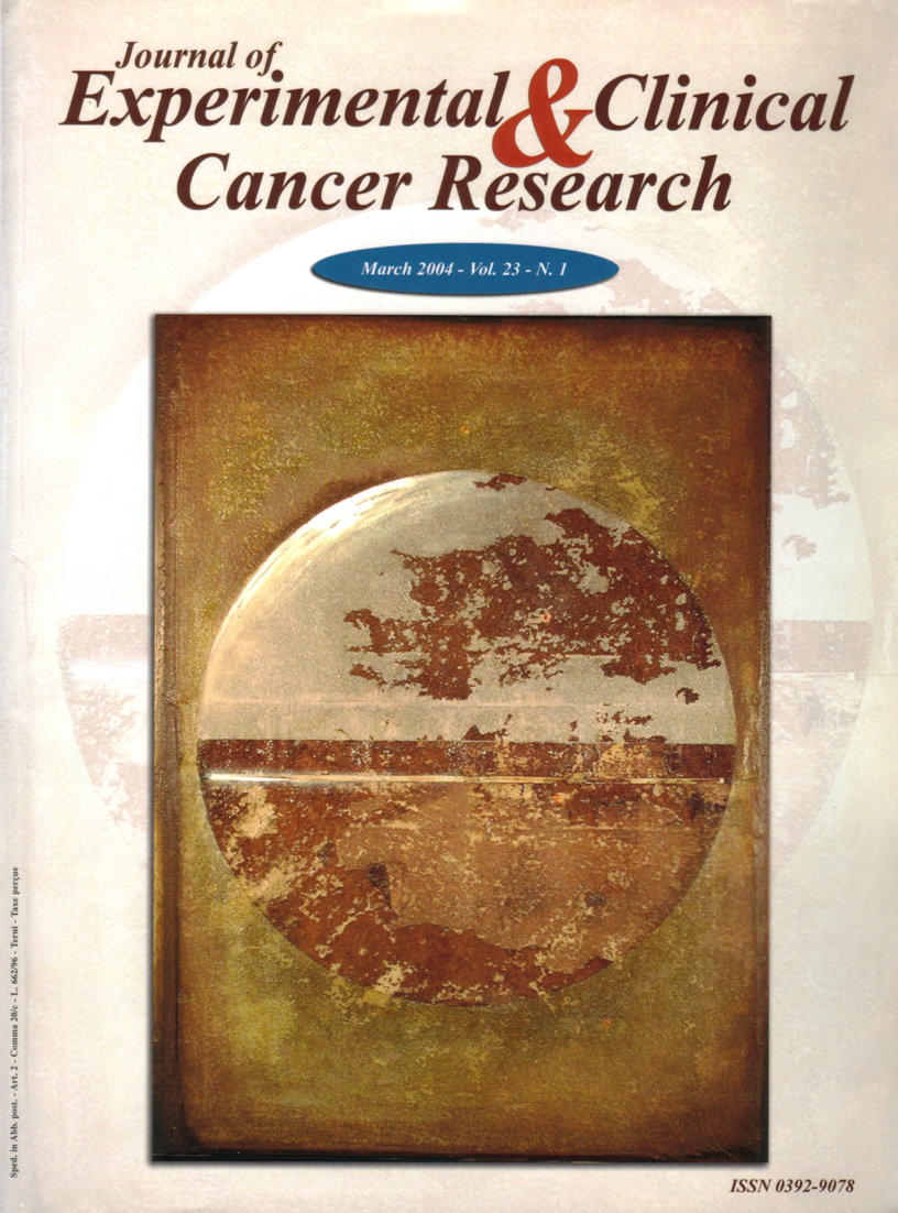 J. of Experimental & Clinical Cancer Research